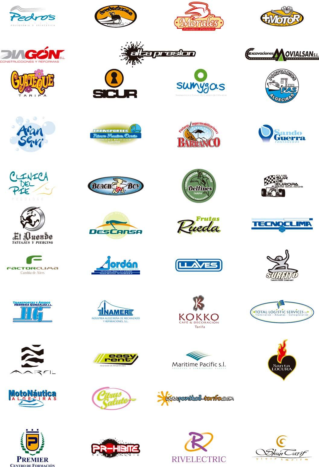 Diseño de logotipos Algeciras, Futura Publicidad